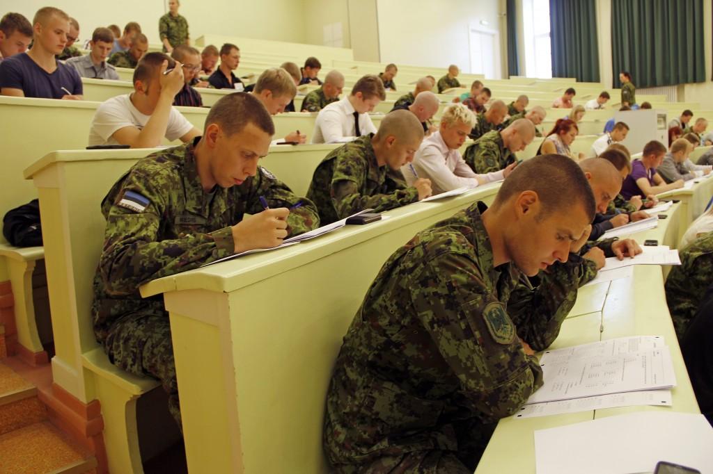 Kõrgema Sõjakool sisseastumiskatsed toimuvad tänavu 22. juulist kuni 25. juulini.