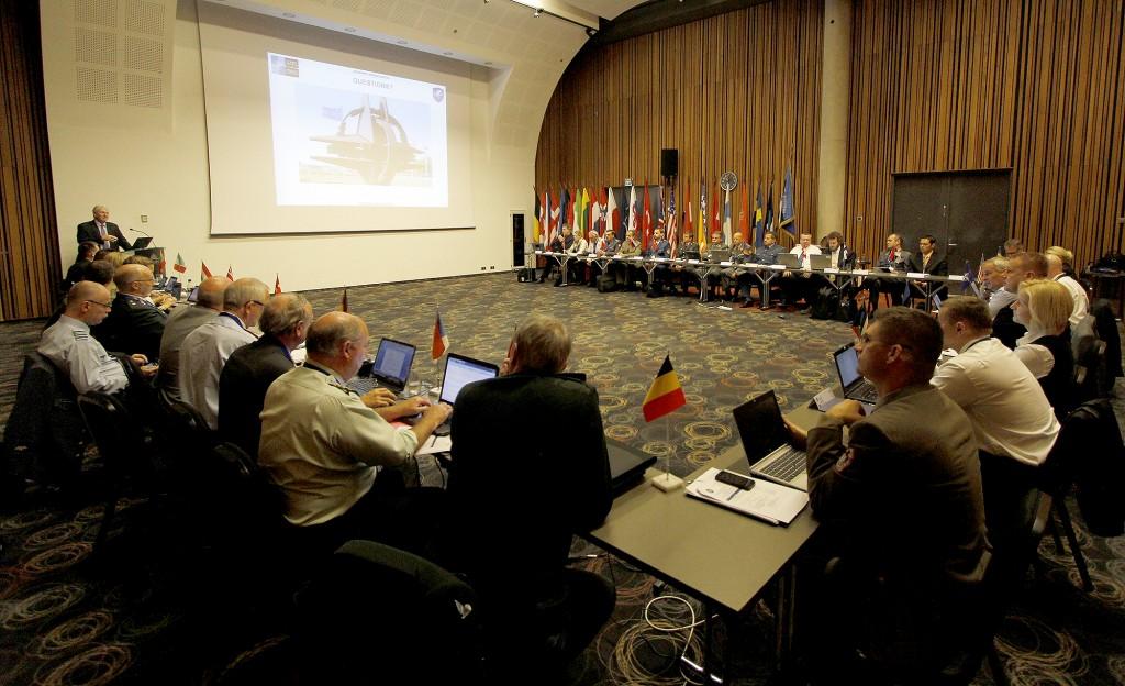 Nato treeninggrupi kohtumine Dorpati konverentsikeskuses