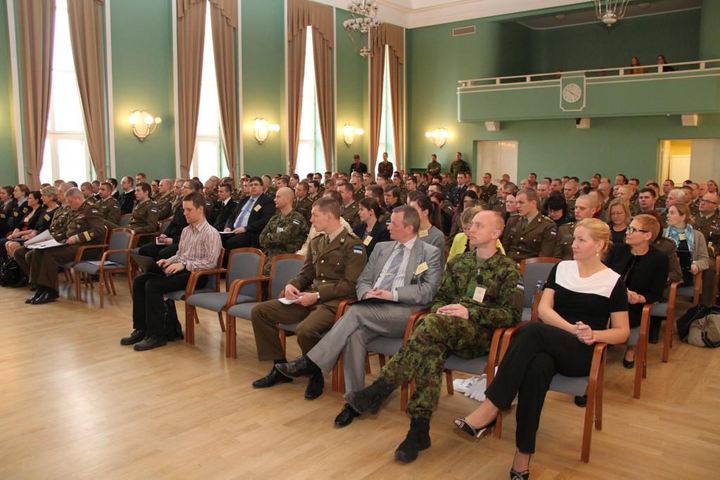 Juhtimiskonverents. Foto: Ave Eerma