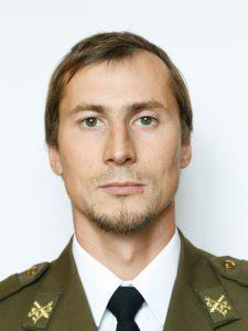 Kolonelleitnant Enno Mõts